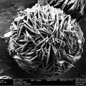 Слоистый гидроксонитрат иттрия